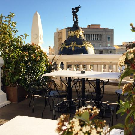 Views from our room foto di the principal madrid madrid - The principal madrid ...