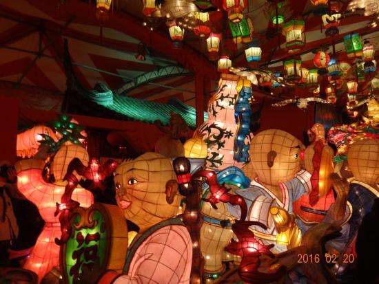 Nagasaki, Japan: 長崎ランタンフェスティバル