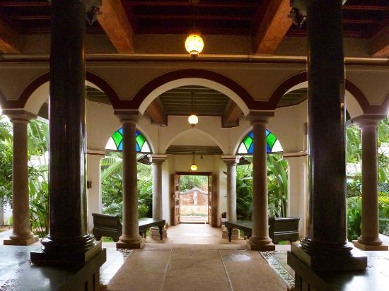 Saratha Vilas Heritage Hotel