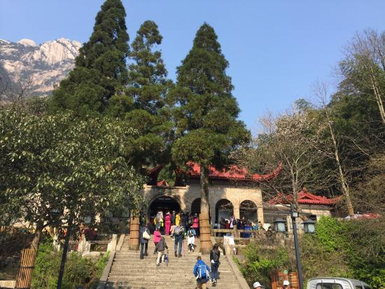 Huangshan, Çin: What remains