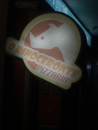 Pizzaria o Rinoceronte