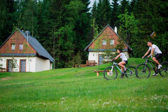 horské chaty - Picture of Alfa Resort, Destne - TripAdvisor