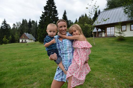 Destne, Repubblica Ceca: horské chaty