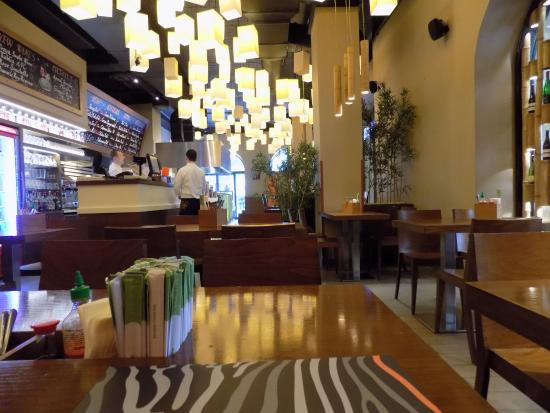 Einrichtung Picture Of Zebra Asian Noodle Bar Prague Tripadvisor