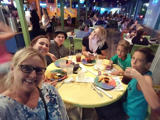 me my girls and grandsons at daiquiri deck in siesta key picture rh tripadvisor co uk