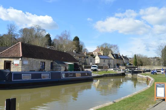 ‪Bradford-on-Avon Wharf‬