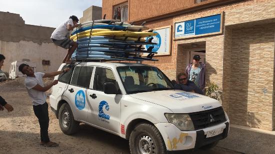 Cli Surf Yoga House Morocco