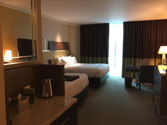 Fairmont Pittsburgh: 良いホテルです