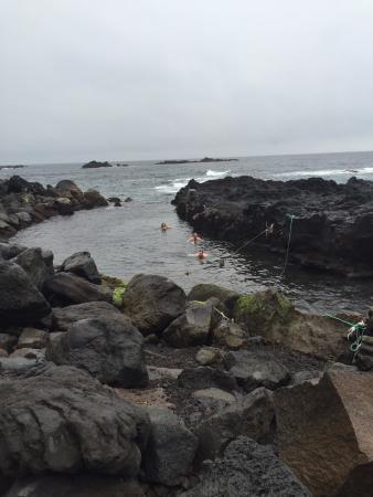 Piscina naturale di Ferreira : natural pools