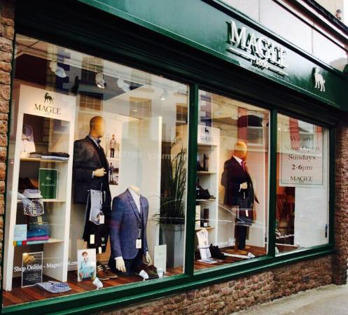 Magee Clothing: Magee Shop