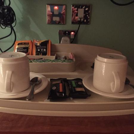 tea making facilites