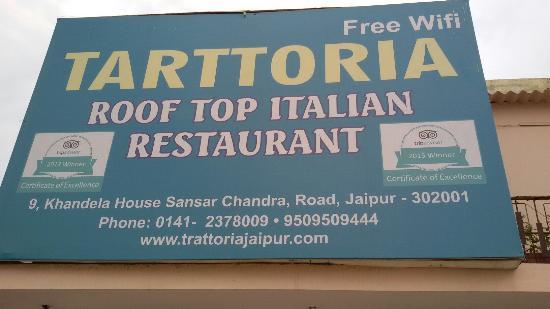 Trattoria Italian Restaurant