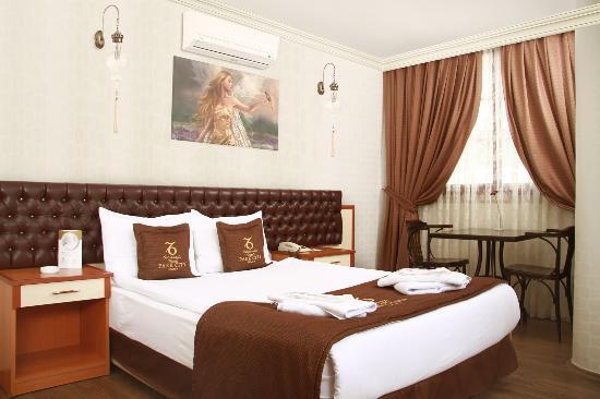 오글라치오글루 파크 시티 호텔