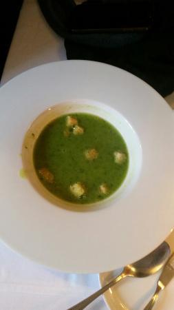 Restaurace U Zlate Hrusky: PEA SOUP. tasty 👍
