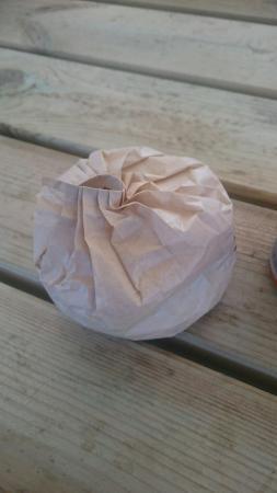 The best burger in Sweden