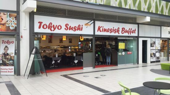 Restaurant Review g d Reviews Crazy Sushi Naestved Naestved Municipality South Zealand Zealand.