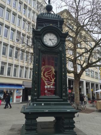 Kropcke-Uhr