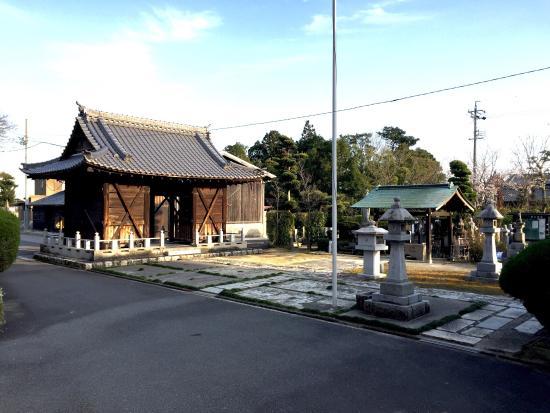 Gozuzan Tyofukuji Temple