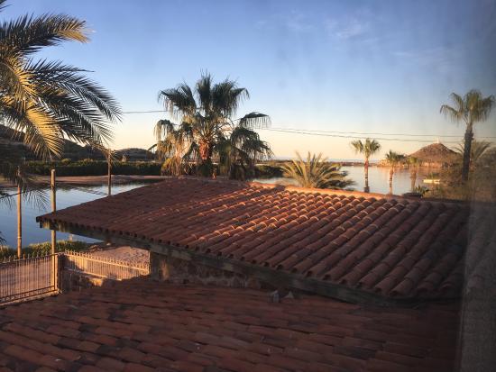 Casa Granada: Vista desde el cuarto