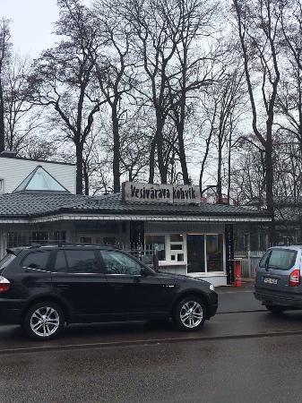 Vesivarava Kohvik