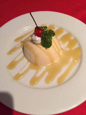 FJD 12.50 White Chocolate Mousse