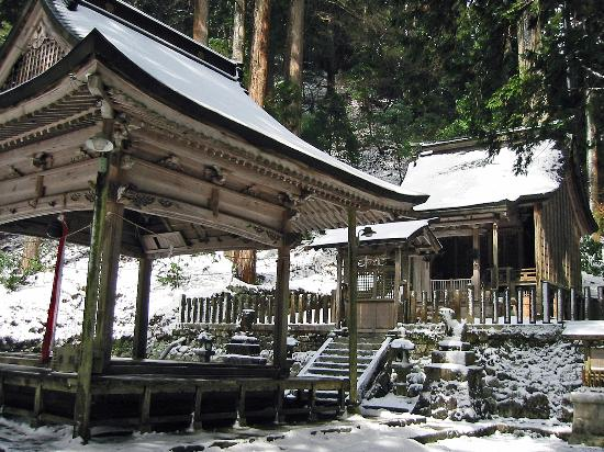 Okimikijizo Shrine