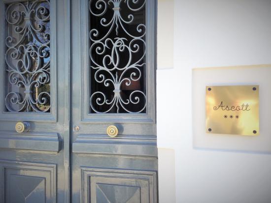 L'hôtel Ascott : Hotel particulier Ascott Saint Malo
