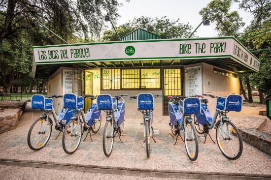 Las Bicis del Parque