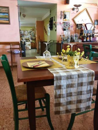 La Zinfarosa Trattoria Pizzeria: 20160324_135500_large.jpg