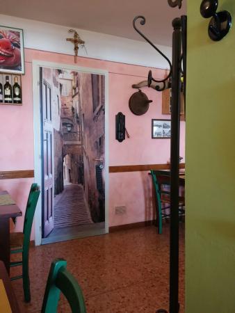 La Zinfarosa Trattoria Pizzeria: 20160324_135452_large.jpg