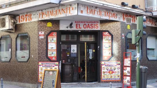 El Oasis Restaurante