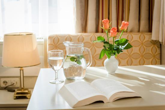 Scherer Hotel: Impression of Hotelroom