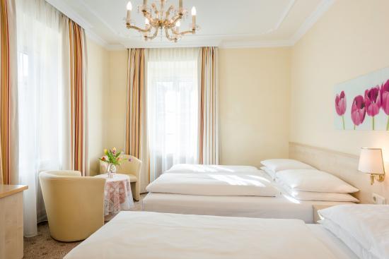 Scherer Hotel: Standard Family room