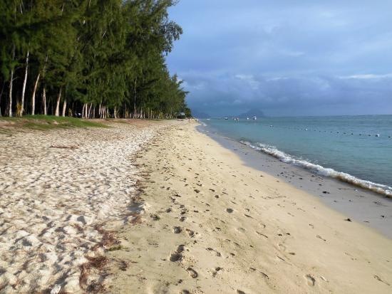 Flic-en-Flac: skøn sand strand