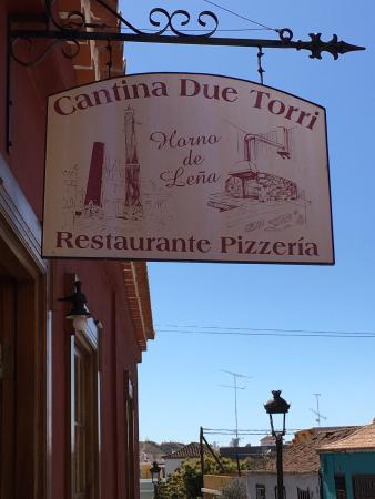 Cantina Due Torri Los Llanos De Aridane Restaurant