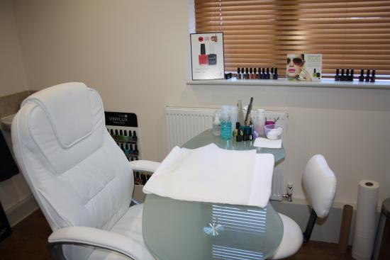 Cottesmore Golf and Country Club : Salon Treatment Room