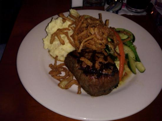 Augusta, MI: Great Steak from a Cafe  who would have thought it. :)