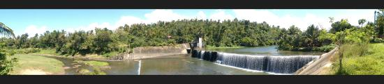 Mambusao RIS Diversion Dam