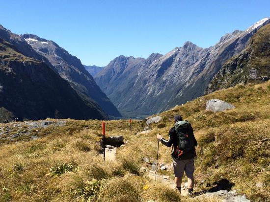 ควีนส์ทาวน์, นิวซีแลนด์: Gorgeous mountain scenery
