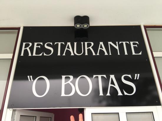 Celorico da Beira, Portugal: Restaurante O Botas