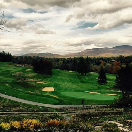Rutland Country Club: Public can play too - great views!