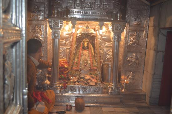 Chamba, Indien: Temple Photograph