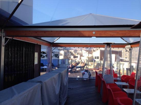 Axel Hotel Sky Bar