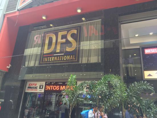 DFS International Paraguay