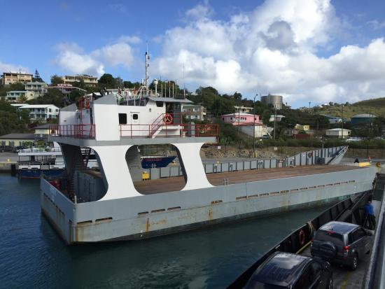 Virgin Island Ferry Schedules - USVI United States Virgin