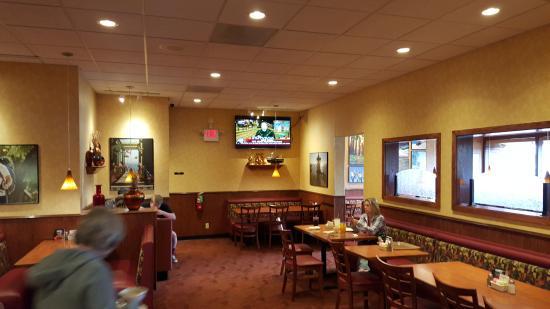 Roseburg, Орегон: Dining room