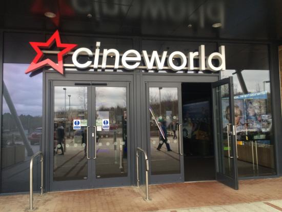 ‪Cineworld Whiteley‬
