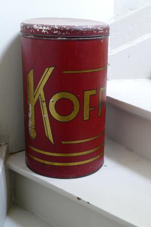 red beans koffie