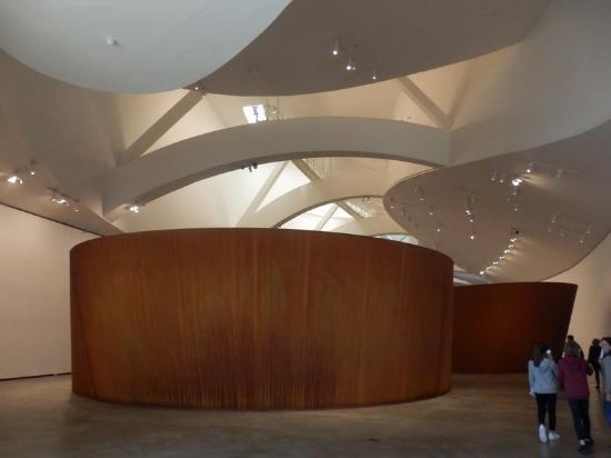 Richard Serra - Picture of Guggenheim Museum Bilbao, Bilbao