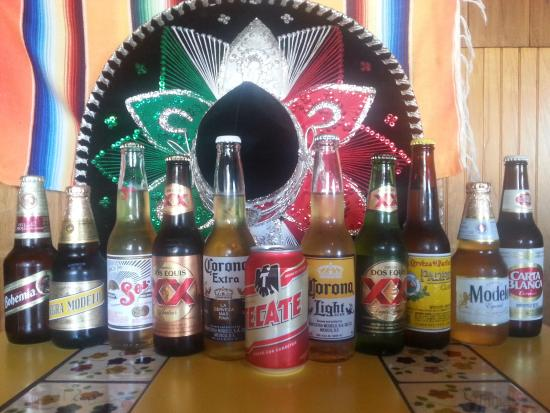 Pacific City, Oregón: Imported Beer Selection not including Domestic